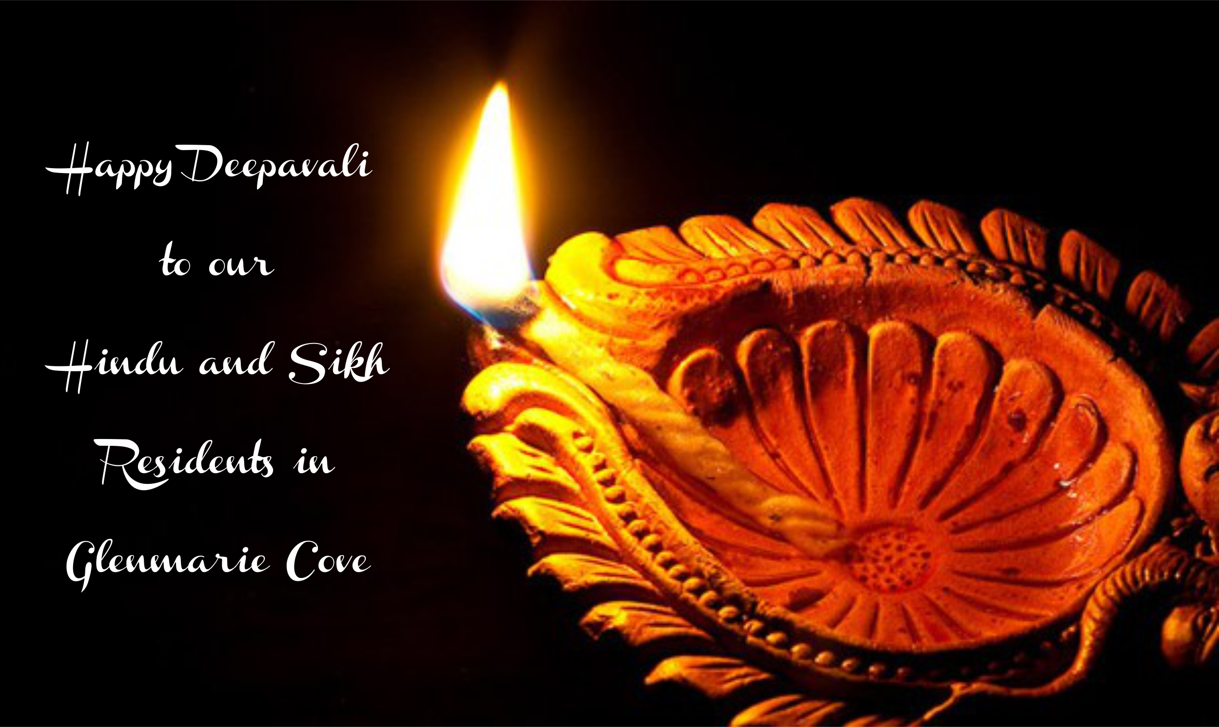 Deepavali Greetings Glenmarie Cove Residents And Owners Association