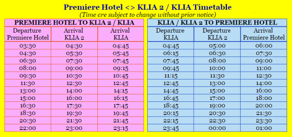 Premiere Hotel - KLIA